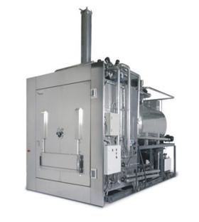 Figure 2.  Azbil Telstar freeze dryer for the pharmaceutical industry
