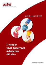 azbil report 2009
