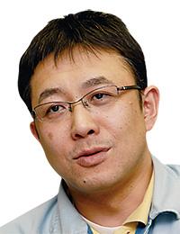 新日本製鐵株式会社 君津製鐵所 電気計装整備室 計装整備課 班長 影山 優氏