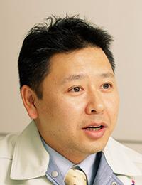 池袋地域冷暖房株式会社 技術部 副長 山口 誠氏