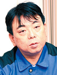 アサヒビール株式会社 吹田工場 エンジニアリング部 部長 辺見 裕氏