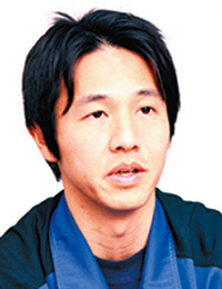 アサヒビール株式会社 吹田工場 エンジニアリング部 プロデューサー 長谷川 豪氏