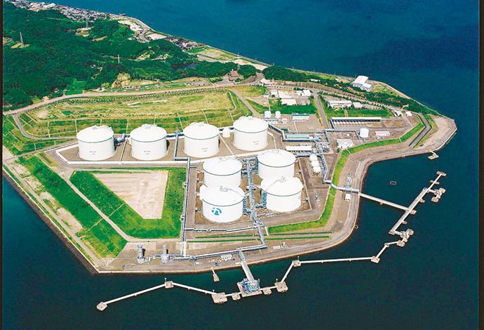 刻々と変化する産ガス国からの輸入価格やガス需要の季節変化を考慮した輸入タイミングの最適化は、基地のタンクを効率よく稼動させ、物流コスト削減に大きな意味を持つ。