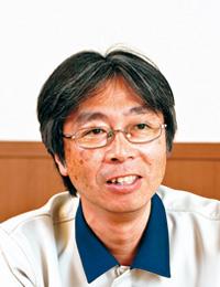 中外製薬工業株式会社 藤枝工場 施設グループ グループマネジャー 道下 糾生氏