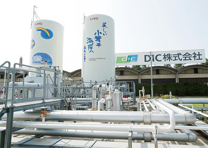DIC株式会社北陸工場