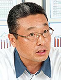 DIC株式会社 北陸工場 原動課長 阿部 智氏