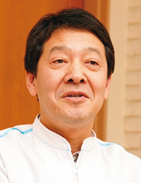 サントリー酒類株式会社 武蔵野ビール工場 技師長 (エンジニアリング担当)  早乙女 明良氏