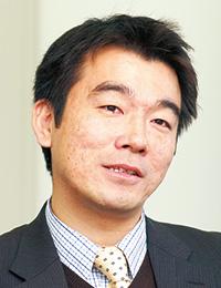 日本郵船グループ株式会社MTI 技術戦略グループプロジェクト マネージャー 安藤 英幸氏