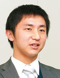 日本郵船グループ株式会社MTI 技術戦略グループ 研究員 戸来 直樹氏