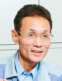 三洋化成工業株式会社 名古屋工場 工務部 主任部員 浜本 昌雄氏