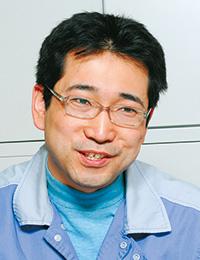 三洋化成工業株式会社 名古屋工場 工務部 副主任 飯吉 洋氏