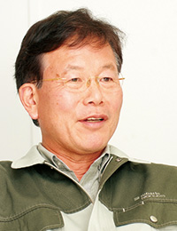 エヌケーケーシームレス鋼管株式会社 エンジニアリング部 室長 森崎 敏広氏