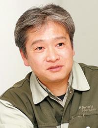エヌケーケーシームレス鋼管株式会社 エンジニアリング部 マネジャー 堀 英範氏