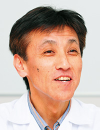 株式会社エフテック 亀山事業所 製造ブロック ブロックリーダー 那須 和久氏