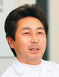 株式会社エフテック 亀山事業所 製造ブロック 生産技術課 設備管理係 係長 神 久雄氏