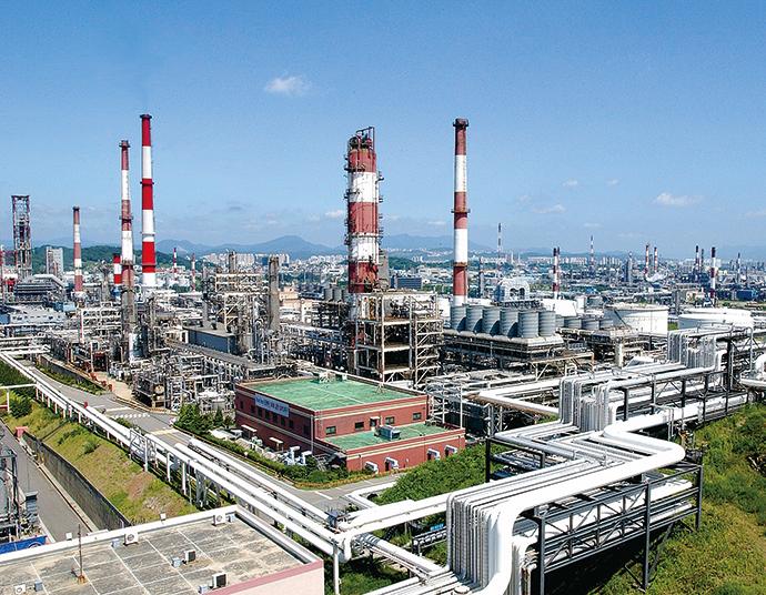 SK energy Co., Ltd.
