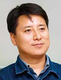 SK energy Co., Ltd. 化学製品設備技術 管理チーム 部長 Jeong Won Park氏
