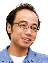川崎オキシトン株式会社 川崎工場 製造課 課長代理 千葉 行人氏