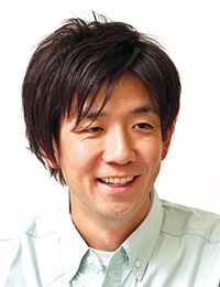 清水エル・エヌ・ジー株式会社 技術グループ 技術チーム 瀬名 智久氏