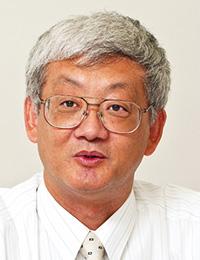 静岡ガス株式会社 生産・供給部 生産担当 課長 中野 徹思氏