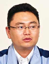 JFEエンジニアリング株式会社 制御技術センター エネルギー制御部 経営スタッフ 横山 実氏