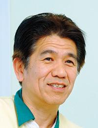 AGF鈴鹿株式会社 第二製造部 エネルギー管理 グループ 統轄マネージャー 山下 昭二氏