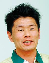 AGF鈴鹿株式会社 第二製造部 エネルギー管理グループ エネルギー管理係 藤川 徹也氏