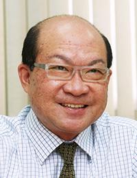Keppel DHCS Pte Ltd CEO JOSEPH NG氏