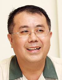 MITSUI ELASTOMERS SINGAPORE エンジニアリング部門 マネージャー LI Shi Wei氏