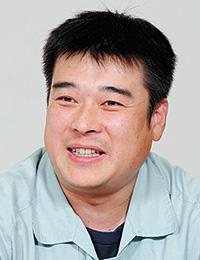テクノポリマー株式会社 四日市事業所 生産統括部 生産第1グループ 第2チーム 主事 川端 淳史氏
