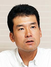 サントリービジネスエキスパート株式会社 技術開発本部 生産技術部 課長代理 中田 誠亮(まさあき)氏