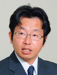 愛知県企業庁 尾張西部浄水場 主査 坂野 宏氏