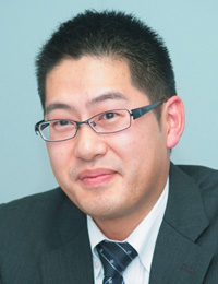 京葉ガス株式会社 営業企画部 営業技術グループ 大塚 泰洋氏
