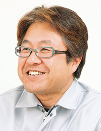 九州ガス圧送株式会社 ガス事業部 大牟田工場 工場長 西野 邦浩氏