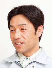 九州ガス圧送株式会社 ガス事業部 大牟田工場 マネージャー 田中 章一氏