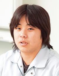 九州ガス圧送株式会社 ガス事業部 大牟田工場 梅田 拓氏