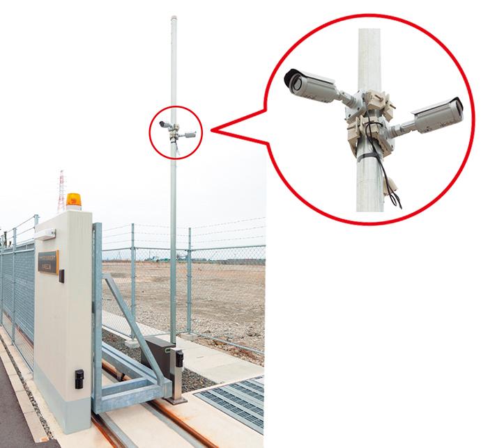 西部ガスグループで採用されている地震センサ SES60。
