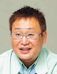 住重関西施設管理株式会社 運転管理部 電気保全課 課長代理 武山 雄二氏