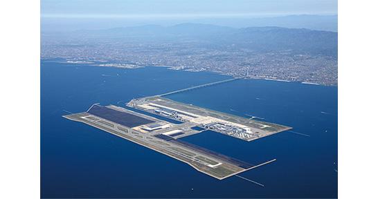 関西国際空港 浄化センター