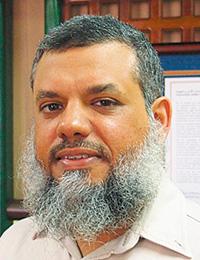 Eastern Petrochemical Company(SHARQ) Maintenance & Technical Support General Manager Ali S. Al-Ahmadi 氏