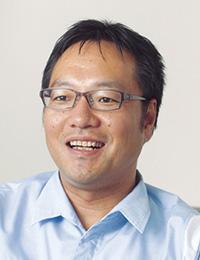 ユニチカ株式会社 樹脂生産開発部 樹脂製造課 課長 濵田 知宏氏