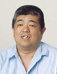 ユニチカ株式会社 樹脂生産開発部 樹脂製造課 係長 角川(すみかわ) 公孔氏