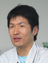 ニッポン高度紙工業株式会社 製造部 生産技術課 主任 小松 潤氏