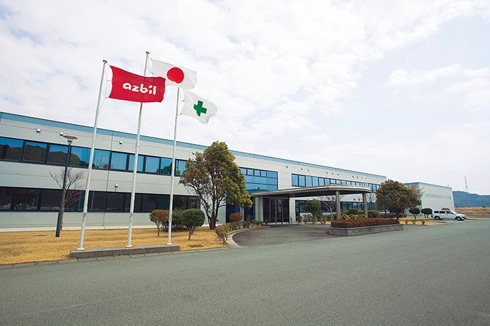 アズビル金門和歌山株式会社