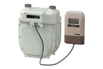 パルス発信器付ガスメーター