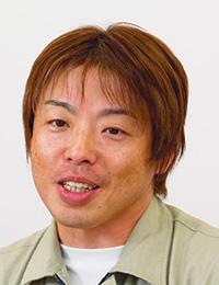 日本エイアンドエル株式会社 愛媛工場 製造部(北地区) 副課長 星川 道夫氏
