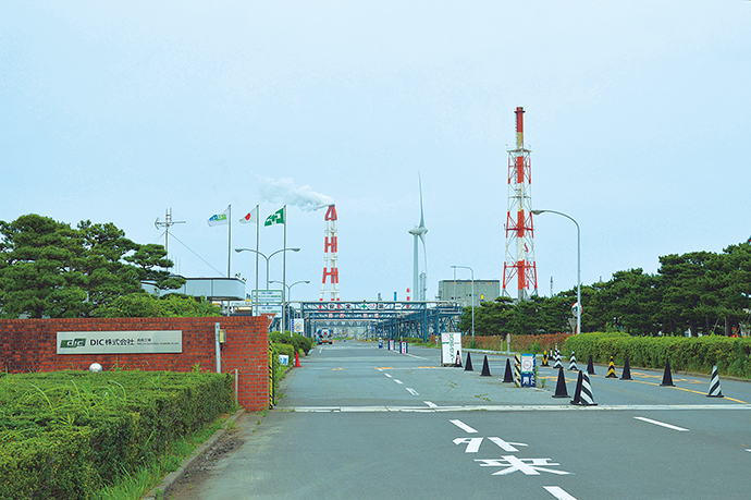 DIC株式会社 鹿島工場