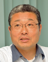 DIC株式会社 鹿島工場 原動グループ リーダー 阿部 智氏