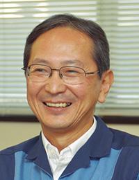 JNC石油化学株式会社 代表取締役専務 市原製造所長 山田 敬三氏