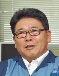 JNC石油化学株式会社 市原製造所 管理室 兼 生産技術室 室長 美濃 弘氏